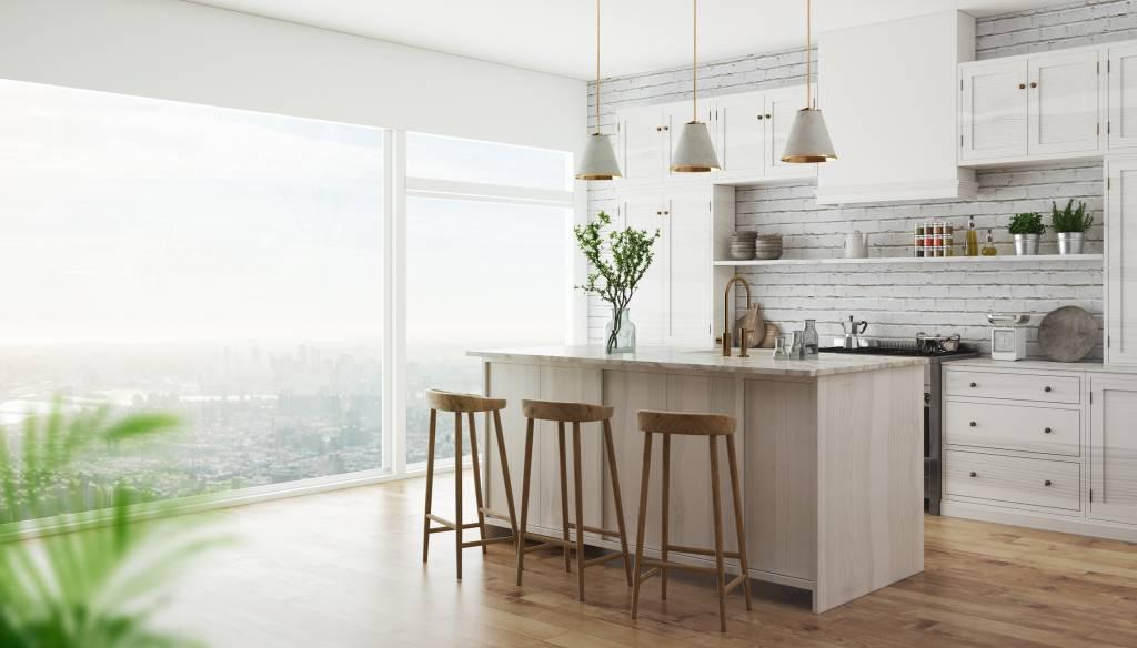 Rénovation d'appartement dans un style méditerranéen, un plus pour le confort